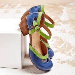 Ženske sandale na potpeticu DW44