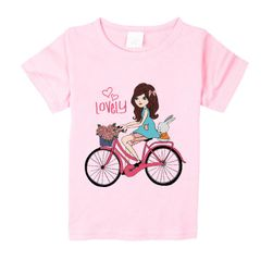 Majica za deklice Jaylah