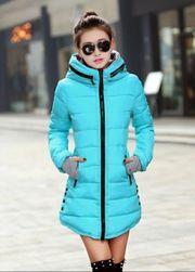 Steppelt téli kabát Pia