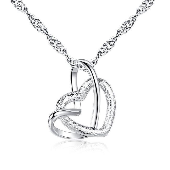 Женское ожерелье JW101 1