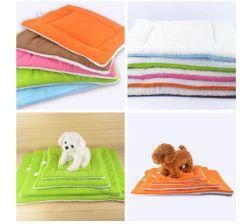 Теплая подушка для собак