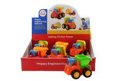Детска машина 6 бр. / опаковка. SR_DS21580086