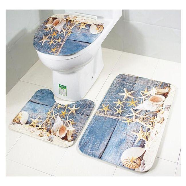 Szőnyegek a WC-ben DCX3 1