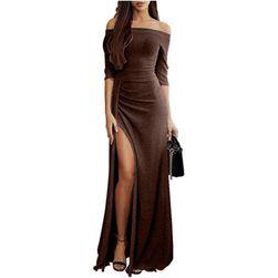 Длинное женское платье Karlotta