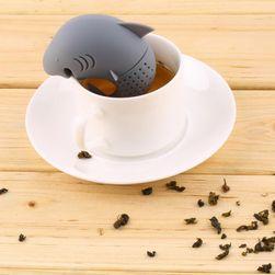 Sítko na čaj ve tvaru žraloka
