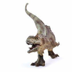 Carnotaurus s pohyblivou spodní čelistí