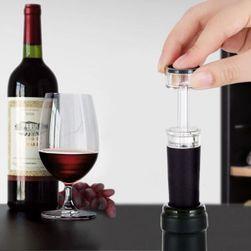 Vakuový uzávěr na víno
