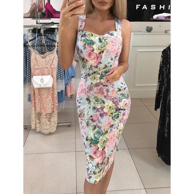 Letnja haljina Ann 1
