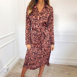Ženska haljina sa dugačkim rukavima Marcella