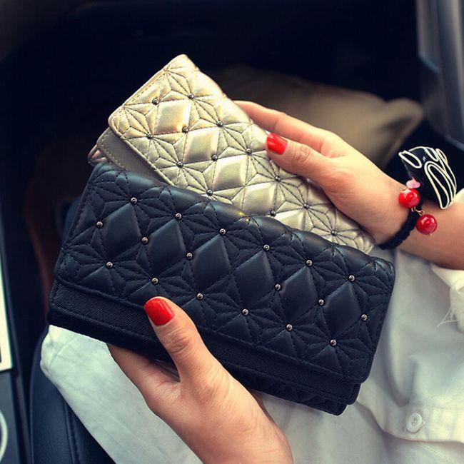 Elegáns női pénztárca - 3 szín