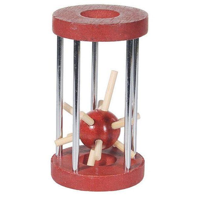 Puzzle - sündisznó egy ketrecben 1