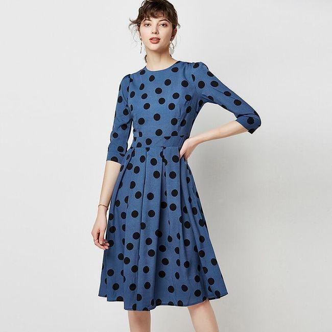 Dámské šaty DD331 1