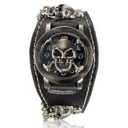 Часовник с отварящ се череп