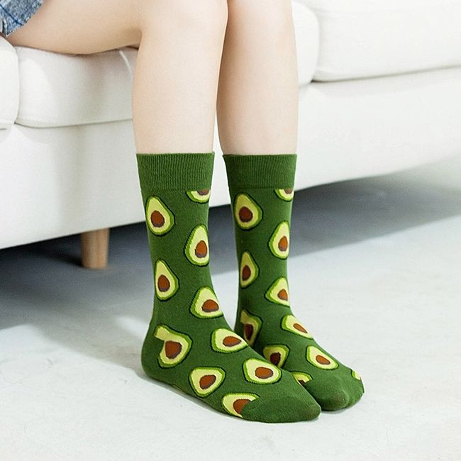 Unisex čarape M658 1