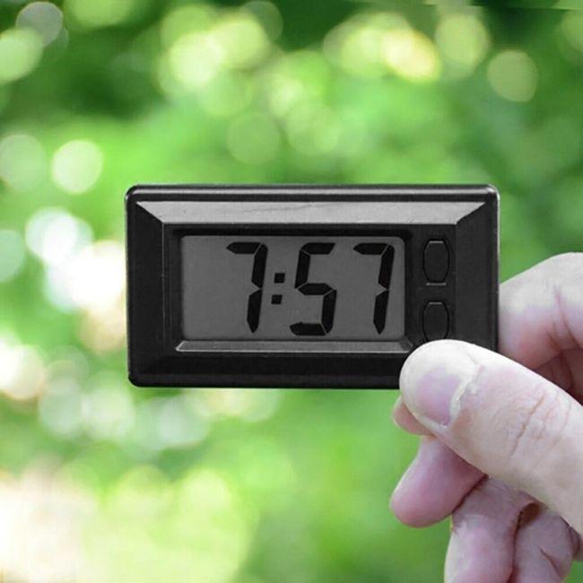 Digitální hodiny s LCD displejem Neo 1