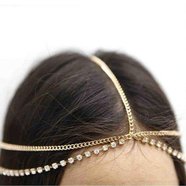 Opaska do włosów TN1058 1