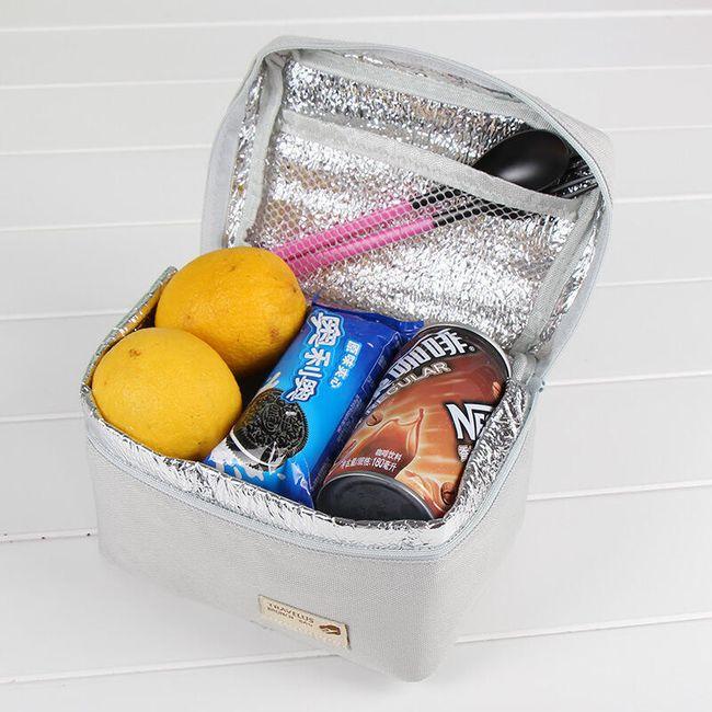 Cestovní termo svačinová taška - 4 barvy 1