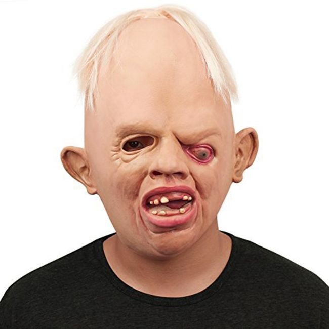 Maska na halloween M15 1