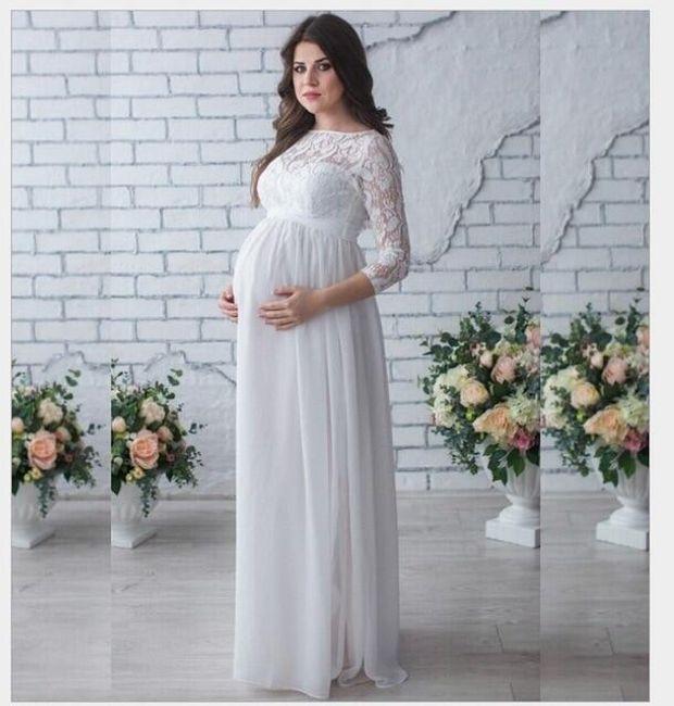 Haljina za trudnice Daria 1