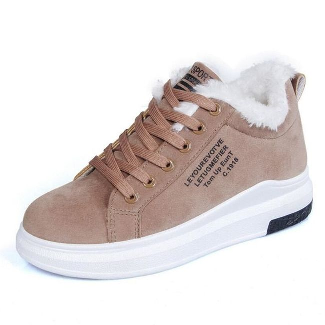 Dámské zimní boty Sanai 1
