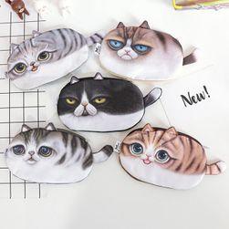 Aranyos ceruzatok macska formájában - több faj
