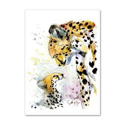DIY obraz z kamyczków Animal