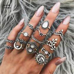 Set prstanov Aniffe