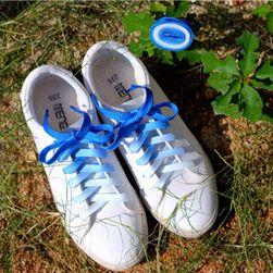 Unisex cipőfűző a ombre kialakítás - 10 szín