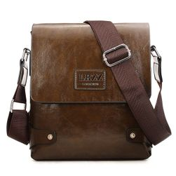 Męska torba business na ramię - 3 kolory