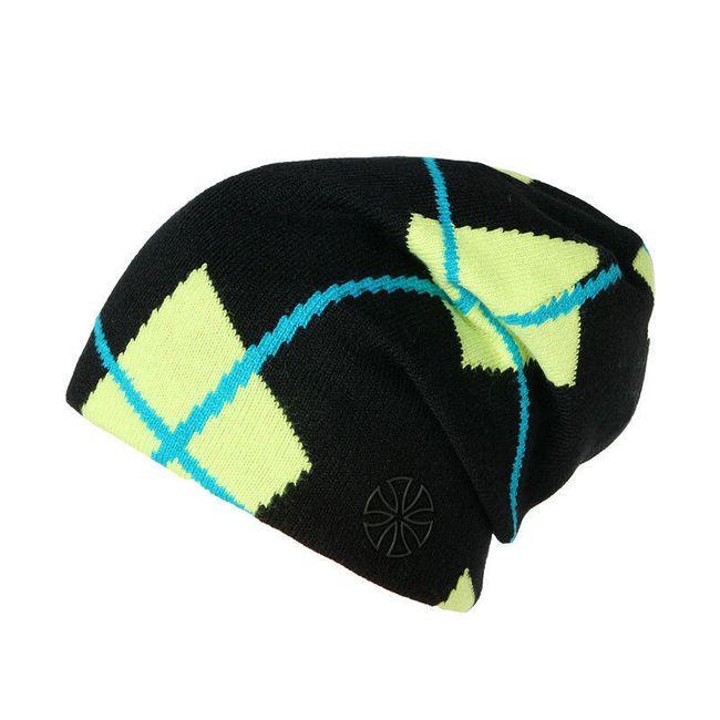 Dámská čepice na hory - 4 barvy 1
