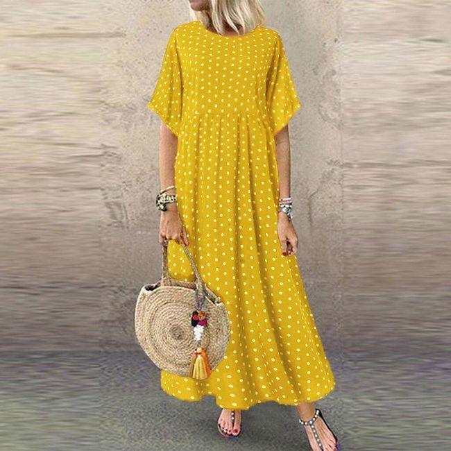 Női Maxi ruha Bastry 1