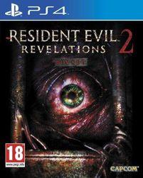 Gra (PS4) Resident Evil Revelations 2 Box Set