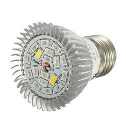 LED лампочка для выращивания растений - 18W