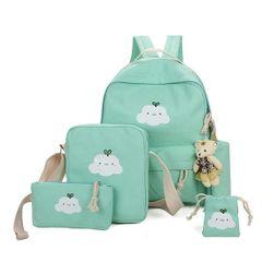 Комплект чанти за училище