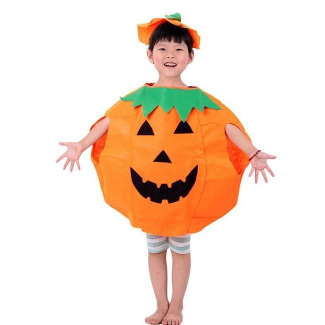 Dečiji kostim u obliku tikve 1