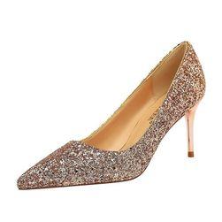 Dámské boty na podpatku Amaline