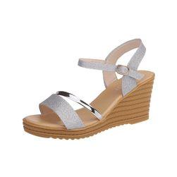 Damskie buty na koturnie Aracely
