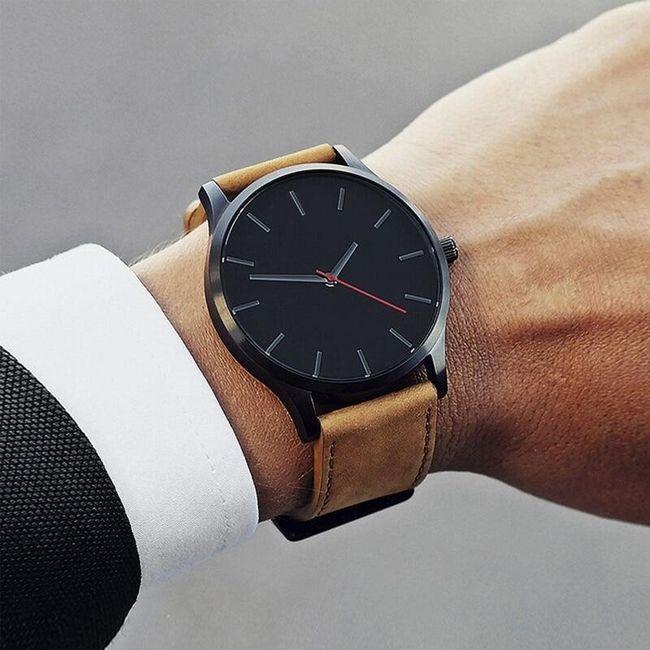 Muški analogni sat Fabio 1