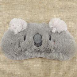 Maska na spaní v podobě zvířátka