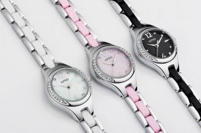 Dámské hodinky KIMIO - 3 barvy 1