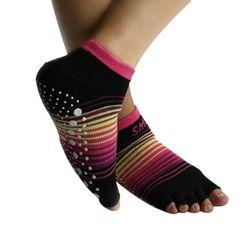 Antypoślizgowe skarpetki do jogi - 2 kolory