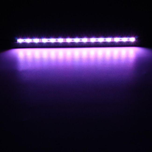 Цветная аквариумная подсветка с дистанционным управлением - 55 см 1