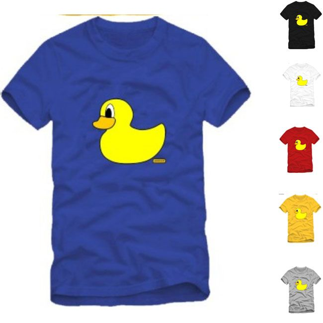 Unisex koszulka z kaczuszką 1