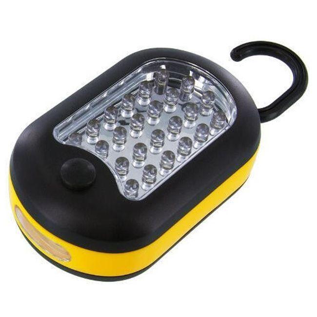 LED světlo na kempování 1