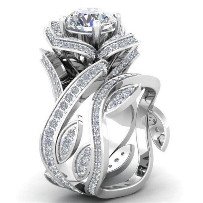 Dámský prsten B0402 1