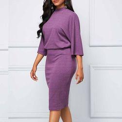Женское платье размера плюс Baibin