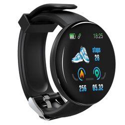 Inteligentny zegarek Beroxo d18 Černá