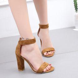 Pantofi cu toc de damă Amalur