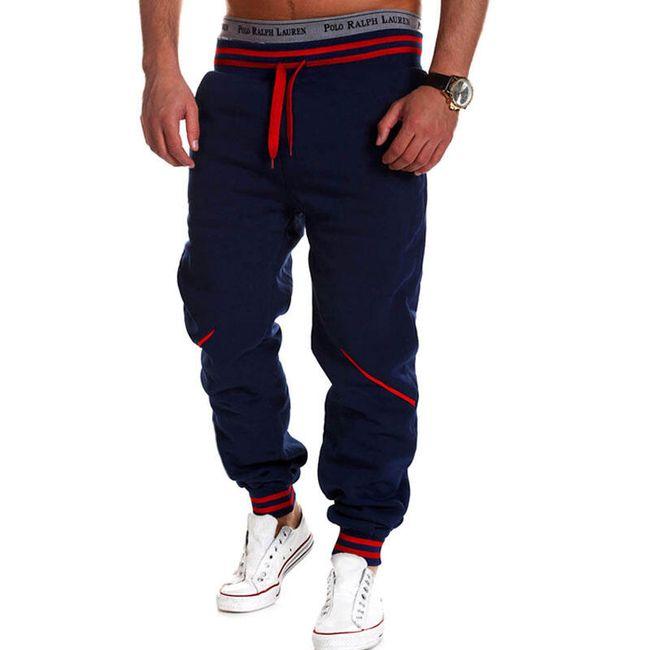 Kényelmes férfi sportruha - 3 szín