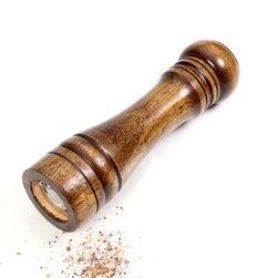 Dřevěný mlýnek na sůl či pepř - 3 velikosti